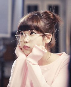 IU - we'll see how she works with Jang Keun Suk in their upcoming drama ; Cute Korean, Korean Girl, Asian Girl, Dream High, Korean Star, Girls With Glasses, Lany, Korean Actresses, Korean Beauty
