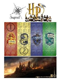 """HP - Next Generation Battle Group Audtion Template"" by proudmudbloods on Polyvore featuring beleza"