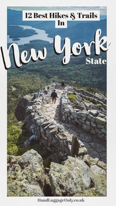 new york travel - The 12 Best Hikes In New York State That You Have To Experience New York Travel, Travel Usa, Travel Local, Alaska Travel, Alaska Cruise, Places To Travel, Places To Visit, Hiking Places, New York