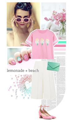 """""""800th set!"""" by mojmoj ❤ liked on Polyvore featuring Kess InHouse and Valentino"""