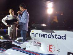 Valterri Bottas, F1 Williams Martini #Randstad