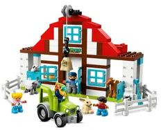 Buy LEGO DUPLO 10869 Farm Adventures from our Construction Toys range at John Lewis & Partners. Boutique Lego, Adventure Farm, Lego Duplo Town, Figurine Lego, Learning Toys For Toddlers, Farm Toys, Buy Lego, Lego Building, Construction