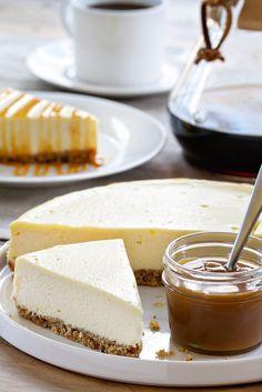 "<p><a href=""http://www.mybakingaddiction.com/salted-caramel-cheesecake-recipe/"" target=""_blank"">Get the recipe here.</a></p>"