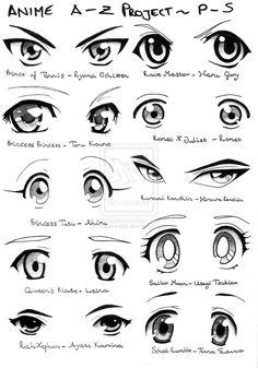anime girl eyes - Tìm với Google