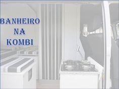 BANHEIRO KOMBI PELO MAPA DE KOMBI