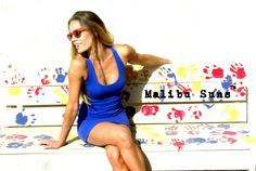 Hand painted especially for You!  <3  Malibu Suns™