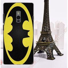 Carcasa personalizada plástica diseño murciélago para Oneplus two