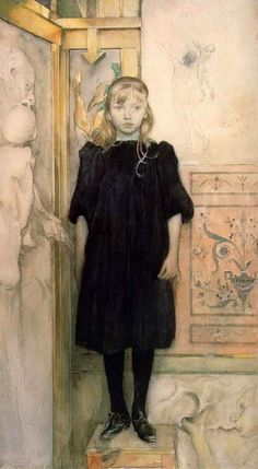 Carl Larsson - Suzanne, 1894