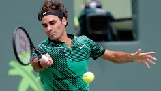 Play tennis like one of the best! Learn to hit a forehand like 18-time Grand Slam winner Roger Federer.