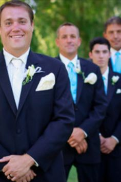 Todd and his groomsmen