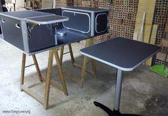 Mueble kit Berlingo 2 - Partner