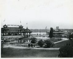 Kingston Point Park through the years