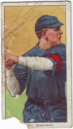 Poor Old Baseball Cards: 1909 T206 Tom Downey