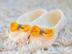 Crochet Fashion Slipper Ideas