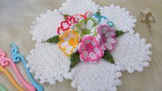 Crochet Bra, Crochet Doilies, Crewel Embroidery, Embroidery Patterns, Easy Knitting Patterns, Crochet Patterns, Handmade Pillow Covers, Crochet Home Decor, Quilt Festival