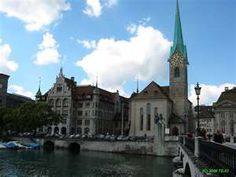 Zurich Switzerland..was another great place in Europe to spend time!