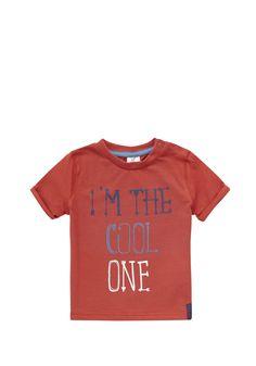 Clothing at Tesco | F&F Cool Slogan T-Shirt > tops > Baby Boys > Baby