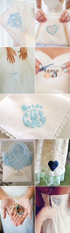"""55 Creative Ideas for your """"Something Blue""""!"""