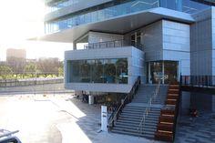 Image result for Melbourne Park Administration and Media Building