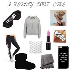 """I REALLY DONT CARE"" by qveenx3 on Polyvore featuring Perpetual Shade, adidas Originals, T By Alexander Wang, Polar Feet, Essence, Casetify and From the Road"