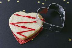 Mallow Sweetheart Cookies
