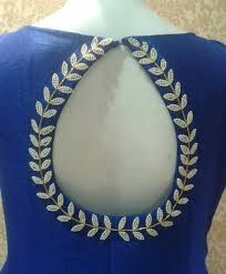 blouse designs in pinterest க்கான பட முடிவு