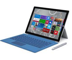 Surface Pro 3 The tablet that can replace your laptop.