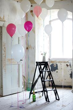 Balloons, happy birthday, celebration, party, occassion, birthday surprises, birthday ideas, creative idea, colorful, artsy, style, inspirations