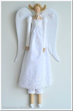 LOVE! Tilda Doll Angel