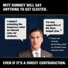 Romney why is your foot always in your mouth?