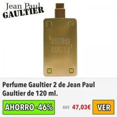 Perfume Gaultier 2 de Jean Paul Gaultier. #ofertas #descuentos