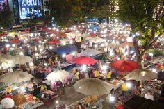 night market in Chiang Rai, Thailand Chiang Mai Thailand, Chiang Rai, Thailand Travel, Asia Travel, Best Honeymoon, Travel Memories, Amazing Destinations, Traditional Art, Places To Travel