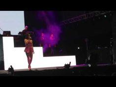 Unico en vivo en Canning, Buenos Aires 11/11/16 - Lali Esposito
