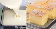 Vanilkové pokušení: Těsto křehké jako obláček a žádná práce s náplněmi a krémem. Ke kávičce ideální! |
