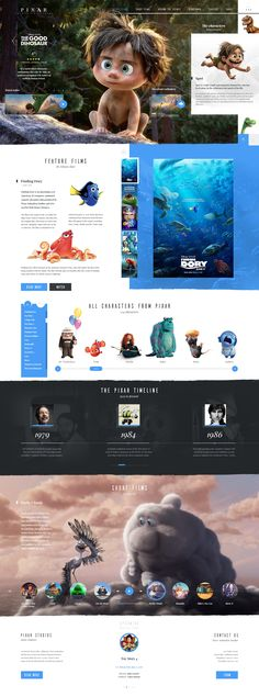 Pixar concept