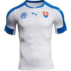 £19.99 Slovakia Home Shirt 2016