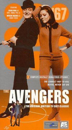 The Avengers / Tatlı Sert (1961)