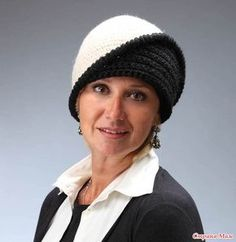 Добрый вечер!! Хочу попросить помощи у Мастеров может кто вязал или видел описание этой шапочки . Буду очень признательна за помощь.