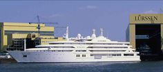 Largest Yacht in the World, World's Largest Yacht   Yachting Magazine