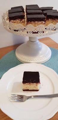 Mariannkonyha: Százforintos szelet Tiramisu, Cake, Ethnic Recipes, Food, Kuchen, Essen, Meals, Tiramisu Cake, Torte