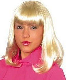 Pams Female Wigs Short | Medium | Cheerleader (Blonde) ** Read more at the image link.