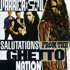 """Warrior Soul were the most underrated band of the 1990s, and possibly ever. I love this band. You should love this band too.  Here I pour out some serious obsessive fanboy babble for their finest album, 1992's """"Salutations From The Ghetto Nation""""..."""