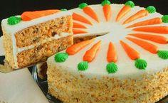 Морковный пирог — рецепт. Лучший рецепт морковного пирога с кремомКлуб советов. Ответы на вопросы.
