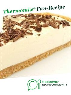 Recipe Easy Peezy Lemon Squeezy No Bake Cheesecake! by sweet_holz, learn to make this recipe easily in your kitchen machine and discover other Thermomix recipes in Desserts & sweets. Cheesecake Thermomix, Lemon Cheesecake Recipes, Thermomix Desserts, Fudge Recipes, Sweets Recipes, Thermomix Bread, Cheesecake Bars, Tart Recipes, Yummy Recipes
