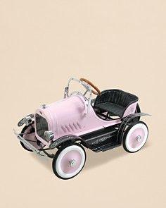 Dexton Kids Pink Roadster - Ages 3-6