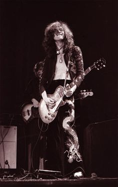 Jimmy Page, Hammer of the Gods