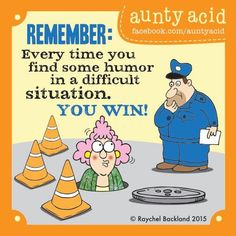 Ged Backland's random and witty thoughts on everyday life as told by Aunty Acid and her husband Walt in this Web comic Funny Quotes, Funny Memes, Jokes, Hilarious, Aunty Acid, Auntie Quotes, Aging Humor, Silly Photos, Funny Pictures