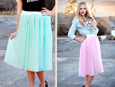 BLOWOUT SALE! Must Have Tulle Skirt | Jane