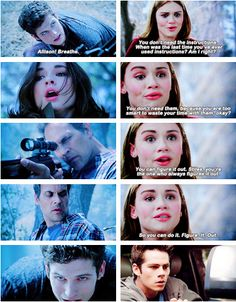 Teen Wolf season - emotional tethers Stiles and Lydia had me crying Teen Wolf Ships, Teen Wolf Mtv, Teen Wolf Funny, Teen Wolf Boys, Teen Wolf Dylan, Teen Wolf Quotes, Teen Wolf Memes, Stydia, Sterek