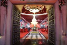 The Palace Offers One of the Most Luxurious and Best Banquet Halls in Faridabad  >>If you're planning a large gathering wedding and wish to take your celebration outdoors you can choose our sprawling lawn features a tastefully design for wedding and party purposes.  >>#ThePalaceFaridabad #FaridabadBanquetHalls #BanquetHallsinDelhiNCR #BestBanquetHallsinDelhiNCR